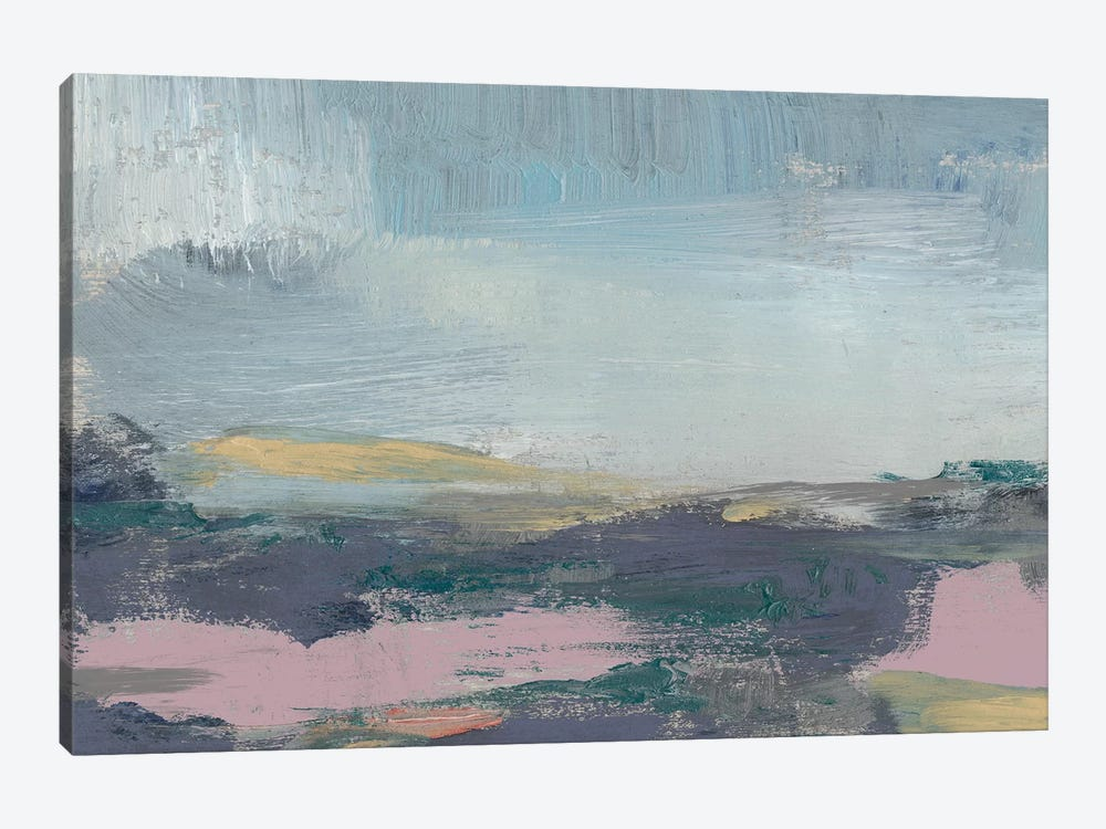 Pretty Horizon I by Jennifer Goldberger 1-piece Canvas Artwork
