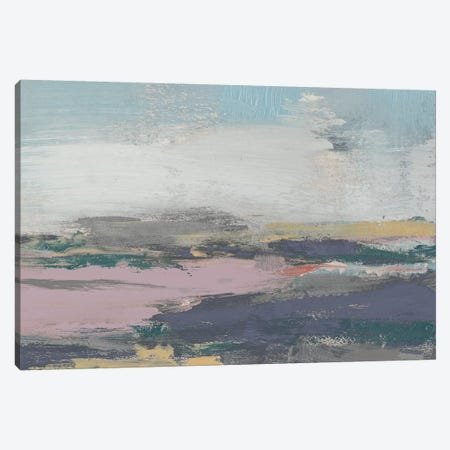 Pretty Horizon II Canvas Print #JGO603} by Jennifer Goldberger Canvas Print