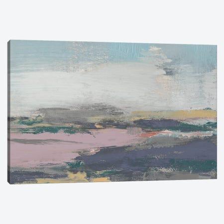 Pretty Horizon II Canvas Print #JGO603} by Jennifer Goldberger Canvas Print