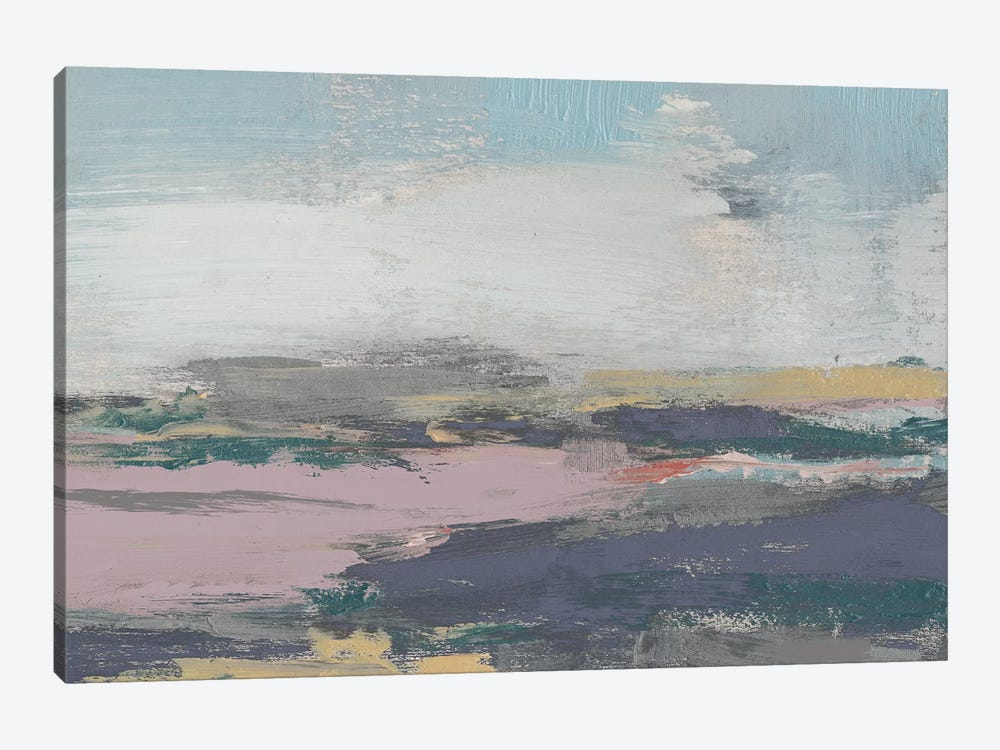 Pretty Horizon II by Jennifer Goldberger 1-piece Canvas Print