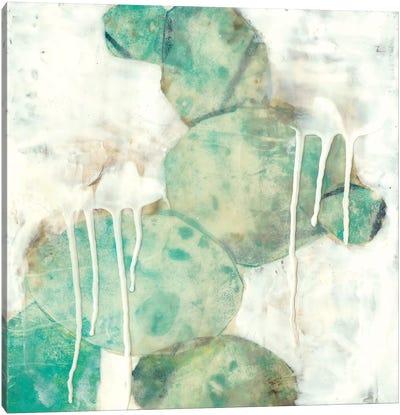 Riverbed I Canvas Art Print