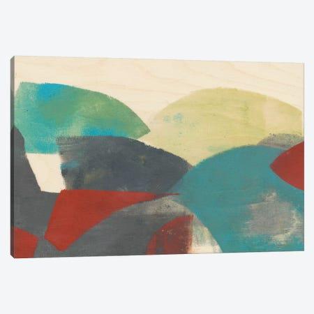 Ship Shape I Canvas Print #JGO609} by Jennifer Goldberger Canvas Print