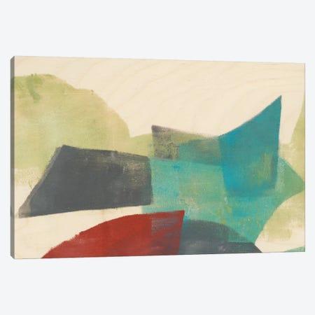 Ship Shape II Canvas Print #JGO610} by Jennifer Goldberger Canvas Wall Art
