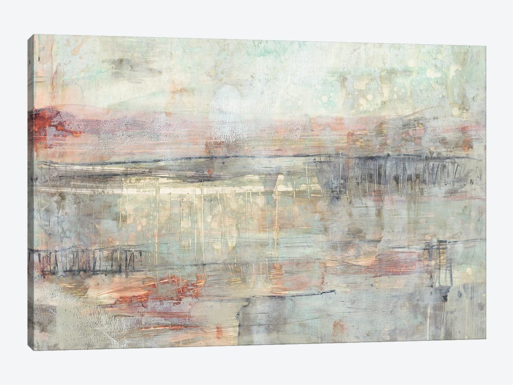 Soft Scape I by Jennifer Goldberger 1-piece Canvas Artwork