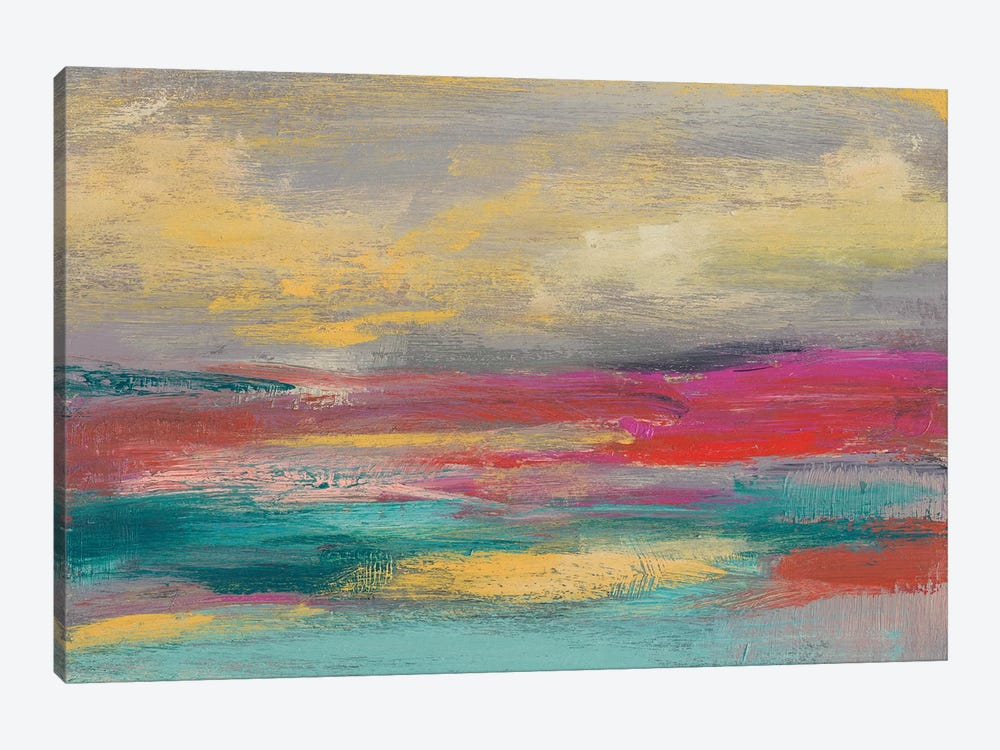 Sunset Study I by Jennifer Goldberger 1-piece Canvas Wall Art