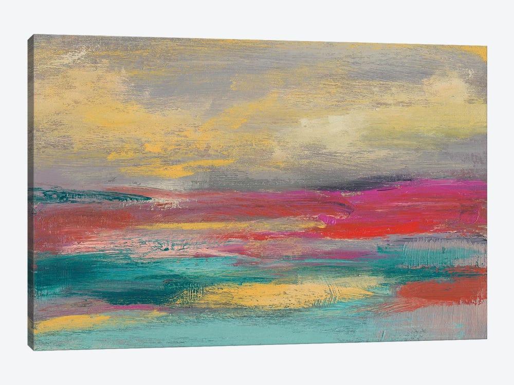 Sunset Study I by Jennifer Goldberger 1-piece Canvas Wall Art