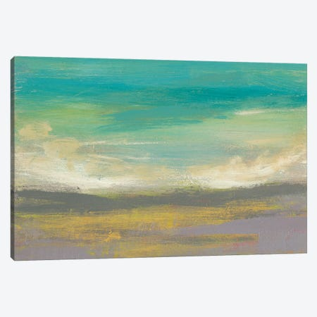 Sunset Study II Canvas Print #JGO616} by Jennifer Goldberger Canvas Print