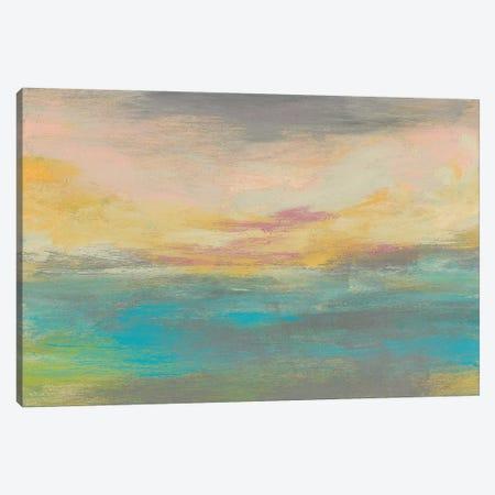 Sunset Study IV Canvas Print #JGO618} by Jennifer Goldberger Canvas Artwork