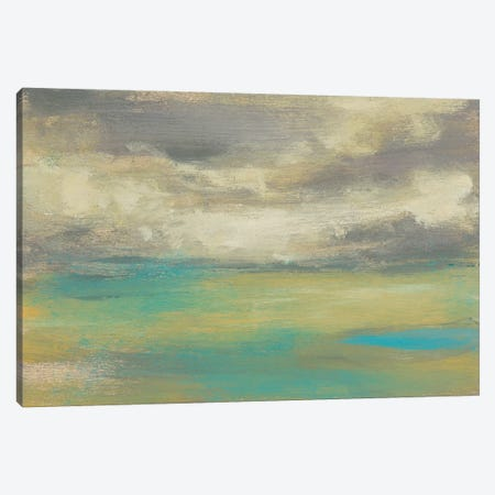 Sunset Study VIII Canvas Print #JGO620} by Jennifer Goldberger Canvas Art Print