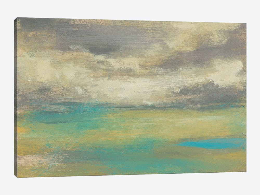 Sunset Study VIII by Jennifer Goldberger 1-piece Canvas Art