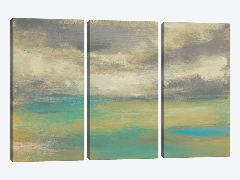 Sunset Study VIII by Jennifer Goldberger 3-piece Canvas Art