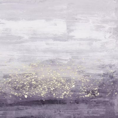 12W x 12H Canvas Wall Art Shiplap Chandelier I by Jennifer Goldberger