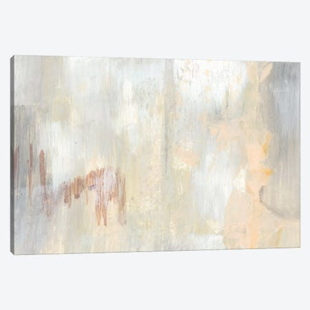 Barely Blush I 3-Piece Canvas #JGO629} by Jennifer Goldberger Canvas Print