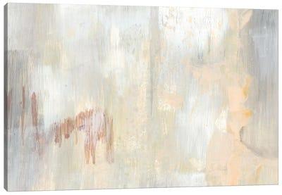 Barely Blush I Canvas Art Print