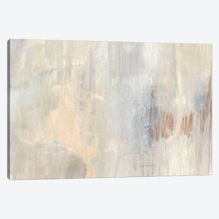 Barely Blush II Canvas Print #JGO630} by Jennifer Goldberger Canvas Artwork