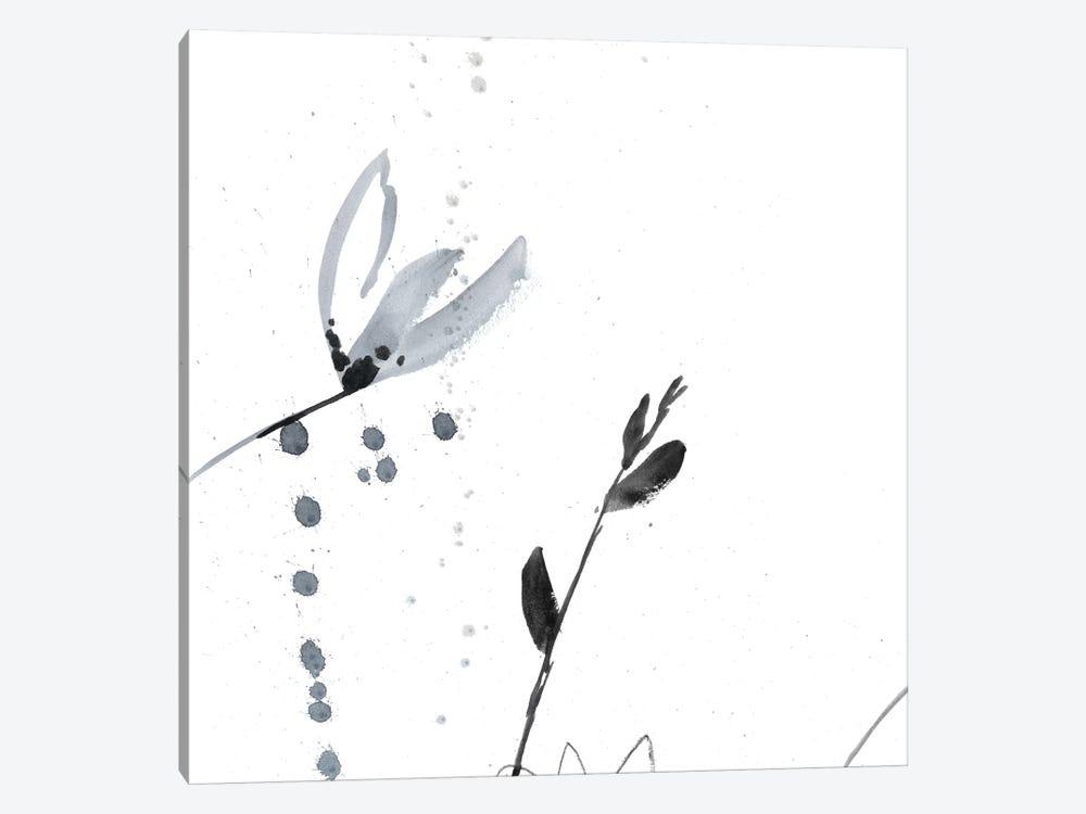 Blush Flower Splash II by Jennifer Goldberger 1-piece Canvas Art Print