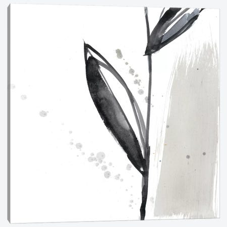 Blush Flower Splash IV Canvas Print #JGO634} by Jennifer Goldberger Art Print