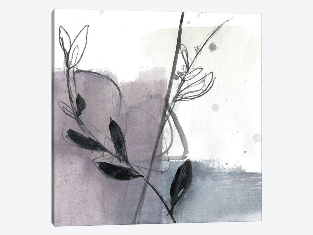 Blush Flower Splash VII by Jennifer Goldberger 1-piece Canvas Artwork
