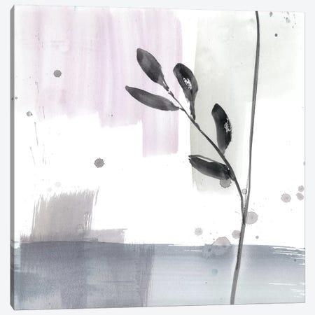 Blush Flower Splash VIII Canvas Print #JGO638} by Jennifer Goldberger Canvas Wall Art