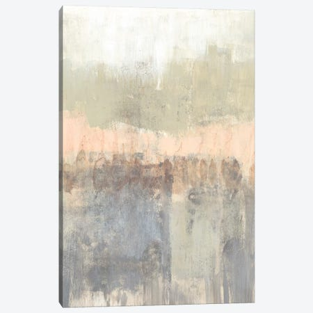 Blush Neutrals I Canvas Print #JGO640} by Jennifer Goldberger Art Print