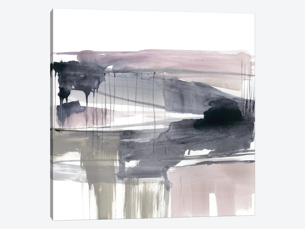 Blush Plane II by Jennifer Goldberger 1-piece Canvas Print