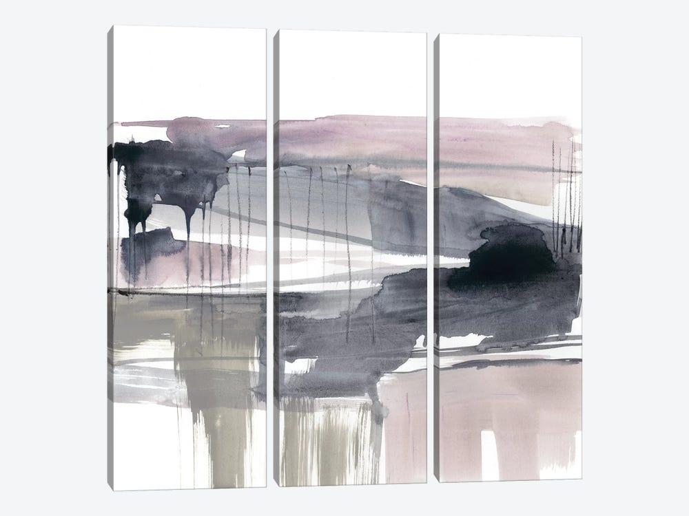 Blush Plane II by Jennifer Goldberger 3-piece Art Print