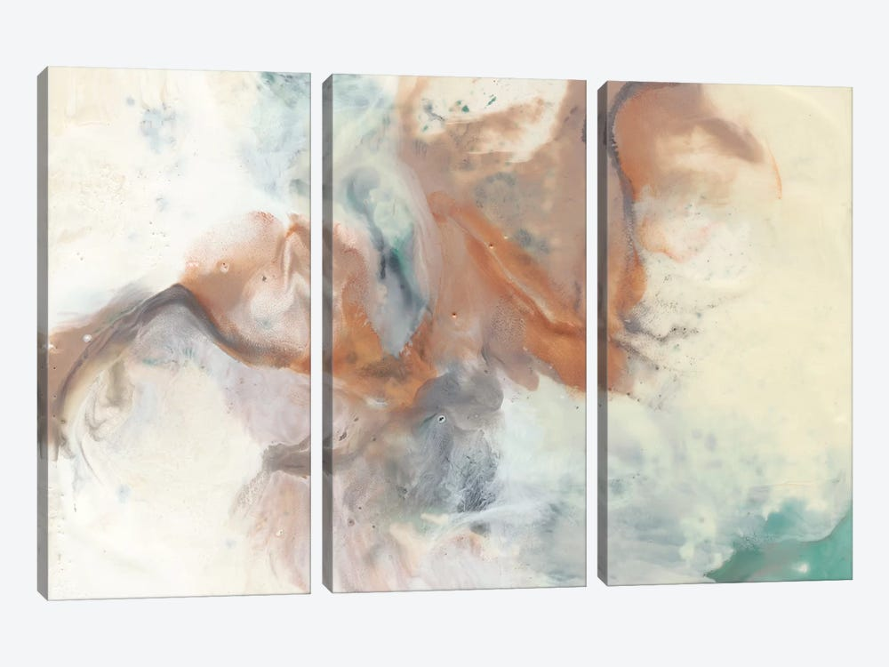 Copper Canyon I by Jennifer Goldberger 3-piece Canvas Wall Art