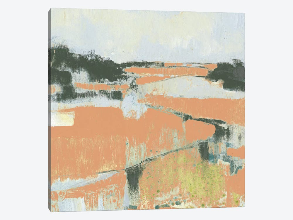 Coral Fields I by Jennifer Goldberger 1-piece Art Print