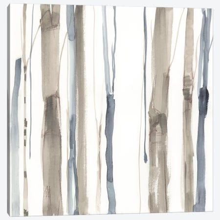 Duo Tone Trees I Canvas Print #JGO652} by Jennifer Goldberger Canvas Wall Art