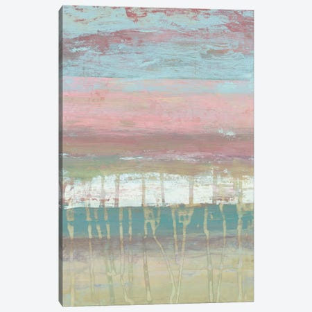 Dusted Horizon I Canvas Print #JGO654} by Jennifer Goldberger Canvas Print