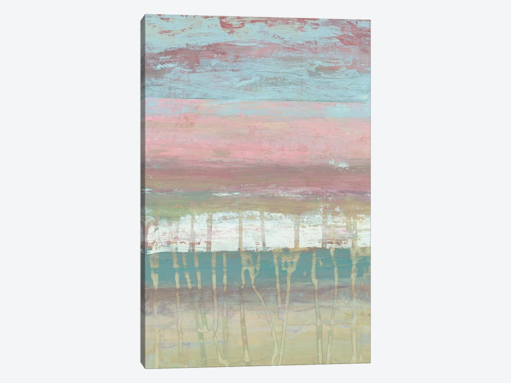 Dusted Horizon I by Jennifer Goldberger 1-piece Art Print