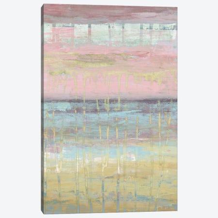 Dusted Horizon II Canvas Print #JGO655} by Jennifer Goldberger Art Print