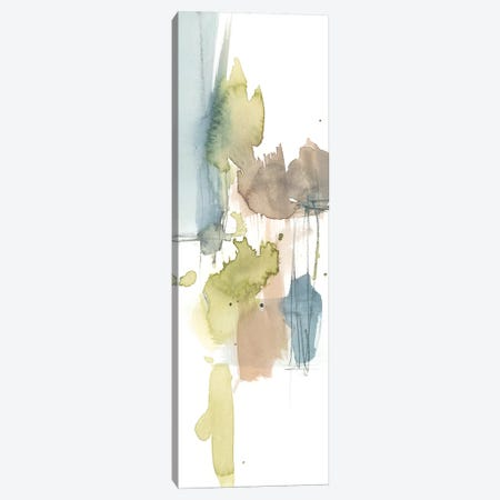 Dusty Splash III Canvas Print #JGO660} by Jennifer Goldberger Canvas Art Print