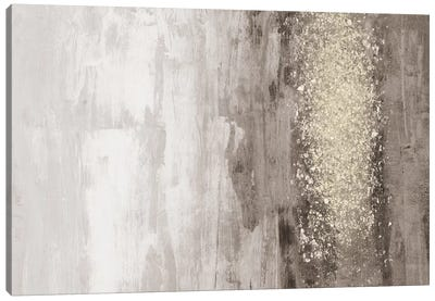 Glitter Rain I Canvas Art Print