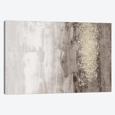 Glitter Rain I Canvas Print #JGO664} by Jennifer Goldberger Canvas Artwork