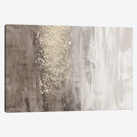 Glitter Rain II Canvas Print #JGO665} by Jennifer Goldberger Canvas Art