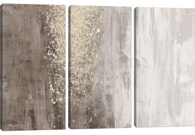 Glitter Rain II Canvas Art Print