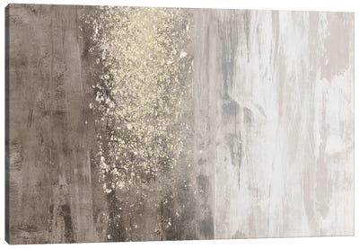 Glitter Rain II Canvas Art Print