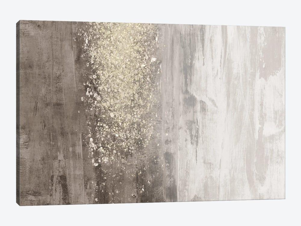 Glitter Rain II by Jennifer Goldberger 1-piece Art Print