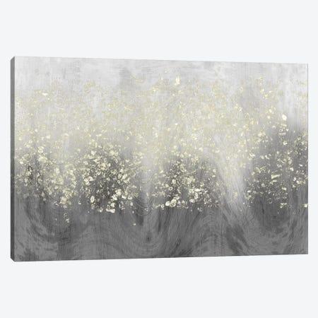 Glitter Swirl I Canvas Print #JGO666} by Jennifer Goldberger Canvas Art