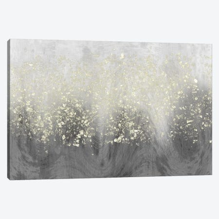 Glitter Swirl I Canvas Print #JGO666} by Jennifer Goldberger Canvas Art