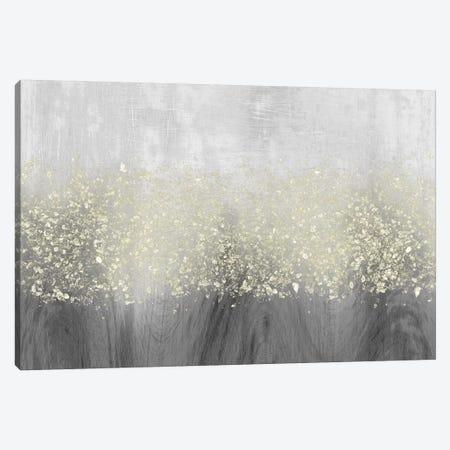 Glitter Swirl II Canvas Print #JGO667} by Jennifer Goldberger Canvas Wall Art