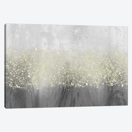 Glitter Swirl II Canvas Print #JGO667} by Jennifer Goldberger Canvas Wall Art