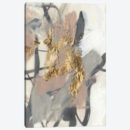 Golden Blush II Canvas Print #JGO669} by Jennifer Goldberger Canvas Art Print