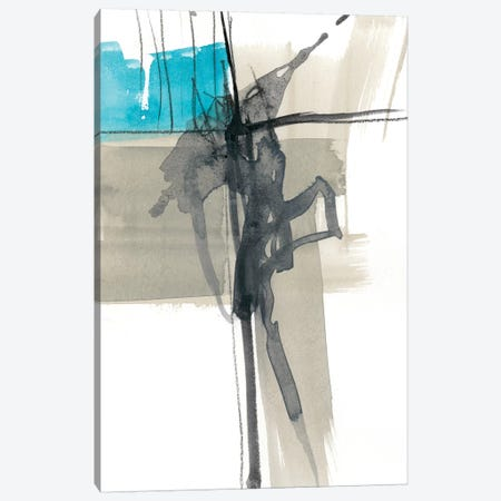 Kinetic Grid I Canvas Print #JGO674} by Jennifer Goldberger Canvas Print