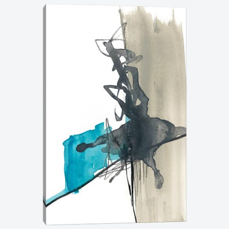Kinetic Grid III Canvas Print #JGO676} by Jennifer Goldberger Canvas Print