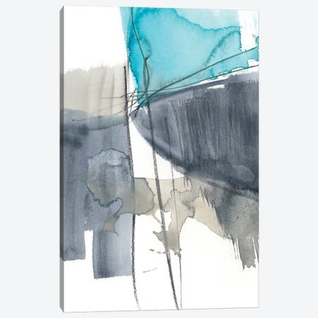 Kinetic Grid VI Canvas Print #JGO679} by Jennifer Goldberger Canvas Wall Art