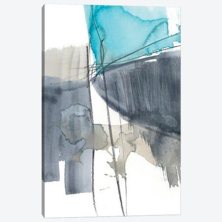 Kinetic Grid VI Canvas Print #JGO679} by Jennifer Goldberger Canvas Wall Art