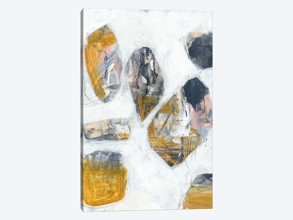 Inset II by Jennifer Goldberger 1-piece Canvas Art