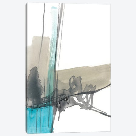 Kinetic Grid IX Canvas Print #JGO682} by Jennifer Goldberger Art Print